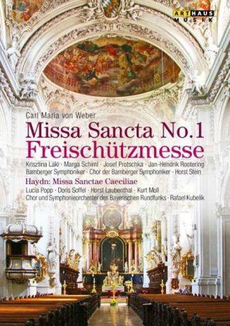 Photo No.1 of Carl Maria von Weber: Missa Sancta No. 1 'Freischützmesse'