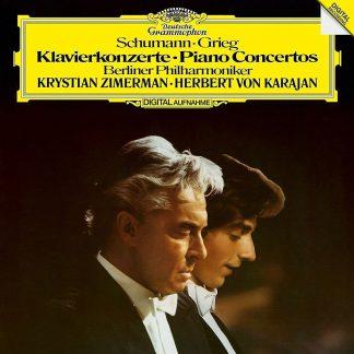 Photo No.1 of Schumann & Grieg: Piano Concertos