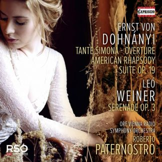 Photo No.1 of Ernst von Dohnányi: Tante Simona, Op.20, Suite in F sharp minor, Op.19