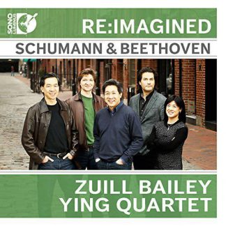 Photo No.1 of Re:Imagined: Schumann & Beethoven for Cello Quintet