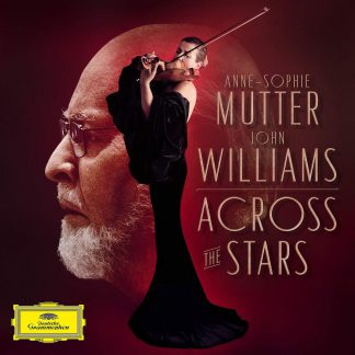 Photo No.1 of John Williams and Anne-Sophie Mutter - Across The Stars (LP)
