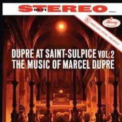Photo No.1 of Dupré at Saint-Sulpice, Vol. 2