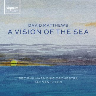 Photo No.1 of David Matthews: A Vision of the Sea