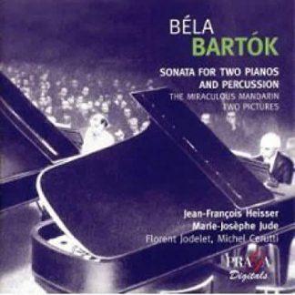 Photo No.1 of Bela Bartok: Sonata for Two Pianos & Percussion