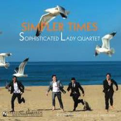 Photo No.1 of Sophisticated Lady Quartet: Simpler Times