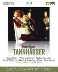 Photo No.1 of Wagner: Tannhäuser (DVD)