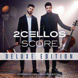Photo No.1 of 2Cellos: Score (Deluxe)