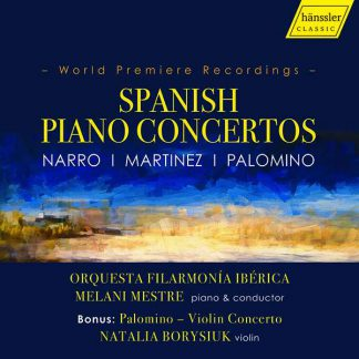 Photo No.1 of Classical Spanish Piano Concertos