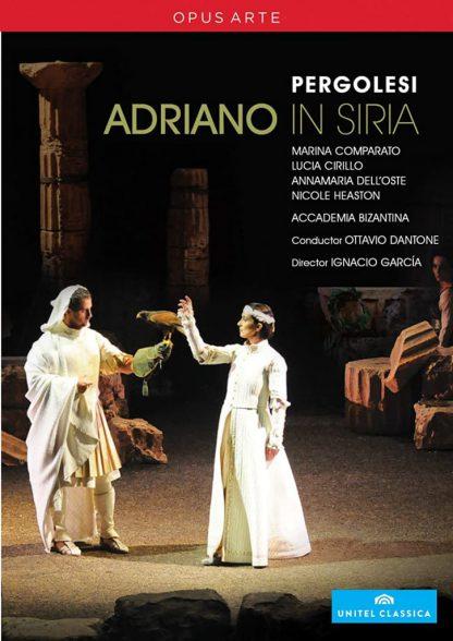 Photo No.1 of Giovanni Battista Pergolesi: Adriano in Siria