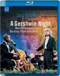 Photo No.1 of Seiji Ozawa conducts A Gershwin Night