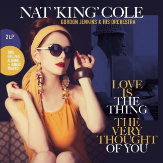 Photo No.1 of Nat King Cole: Love Is The Thing/The Very Thought Of You (180 gr)