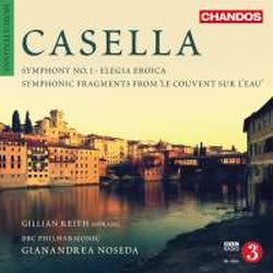 Photo No.1 of Casella: Orchestral Works Volume 4