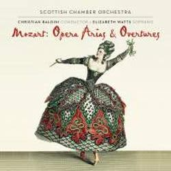 Photo No.1 of Mozart: Opera Arias and Overtures