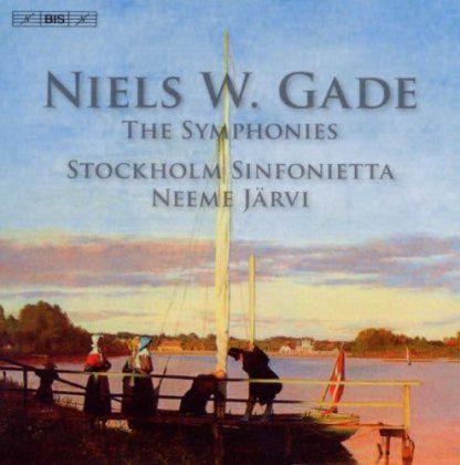 Photo No.1 of Gade: Symphonies 1 - 8