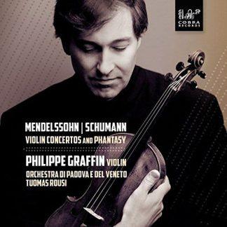 Photo No.1 of Graffin plays Mendelssohn and Schumann