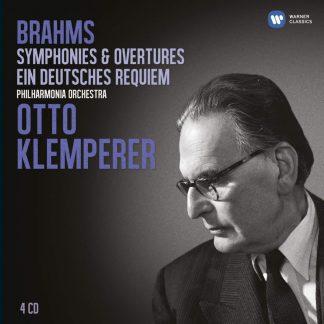 Photo No.1 of Otto Klemperer- Brahms: Symphonies / Overtures / Deutsches Requiem
