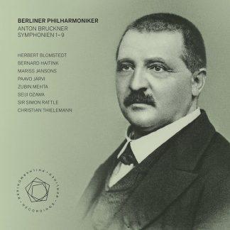 Photo No.1 of Anton Bruckner: Symphonies Nos. 1-9 (Berliner Philharmoniker SACD-Edition)