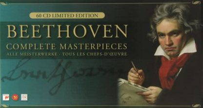 Photo No.1 of Beethoven - Complete Masterpieces