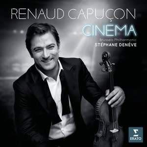 Photo No.1 of Renaud Capuçon: Cinema