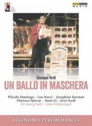 Photo No.1 of Verdi: Un ballo in maschera (DVD)