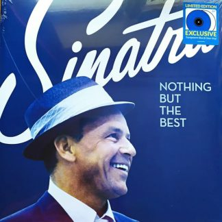 Photo No.1 of Franck Sinatra: Nothing But The Best (Exclusive Translucent Blue & Clear Vinyl)