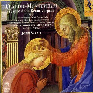 Photo No.1 of Claudio Monteverdi: Vespro della beata vergine