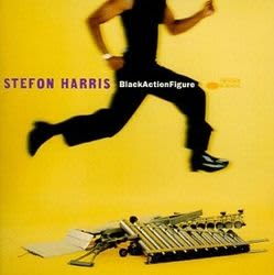 Photo No.1 of Stefon Harris - Black Action Figure