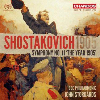 Photo No.1 of Shostakovich: Symphony No. 11