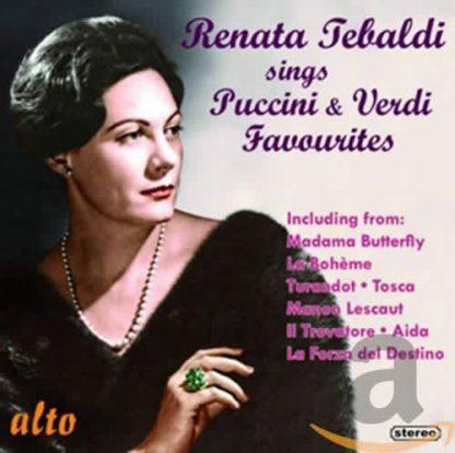 Photo No.1 of Renata Tebaldi Sings Puccini and Verdi Favourites