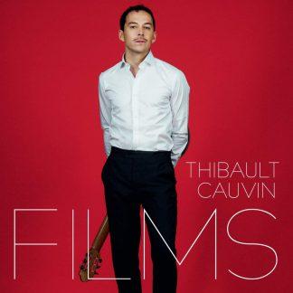 Photo No.1 of Thibault Cauvin - Films (Vinyl 180g)