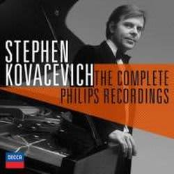 Photo No.1 of Stephen Kovacevich: Complete Philips Recordings