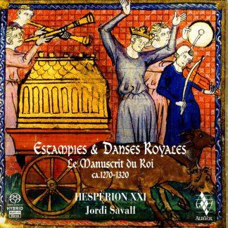 Photo No.1 of Estampies & Danses Royales - The King's Manuscript