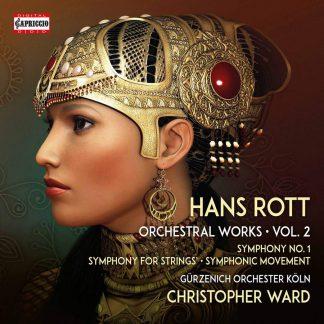 Photo No.1 of Hans Rott: Orchestral Works Vol. 2
