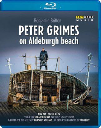 Photo No.1 of Benjamin Britten: Peter Grimes on Aldeburgh Beach