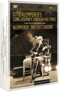 Photo No.1 of Otto Klemperer's Long Journey Through His Times