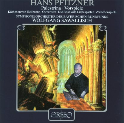 Photo No.1 of Hans Pfitzner - Overtures (120gr)