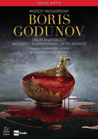 Photo No.1 of Modest Mussorgsky: Boris Godunov