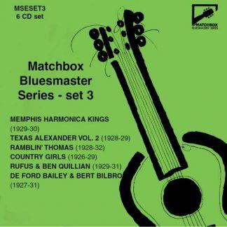 Photo No.1 of Matchbox Bluesmaster Series Set 3