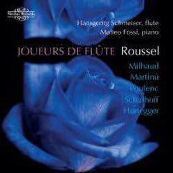 Photo No.1 of 20th Century Sonatas for Flute & Piano