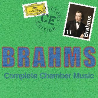 Photo No.1 of Johannes Brahms: Complete Chamber Music (DG Collectors Edition)