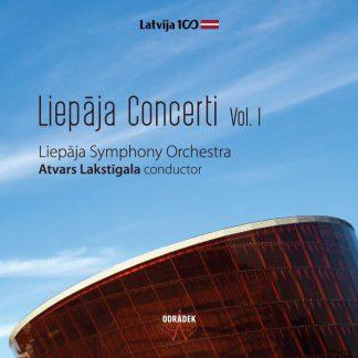 Photo No.1 of Liepaja Concerti Vol. I