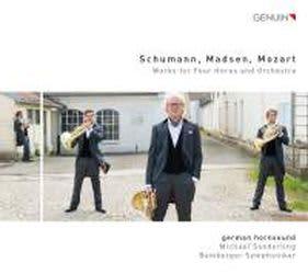 Photo No.1 of Schumann, Madsen, Mozart