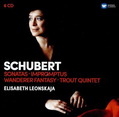 Photo No.1 of Schubert: Piano Masterworks