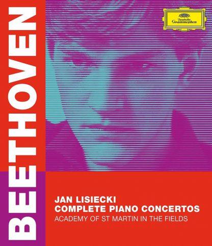 Photo No.1 of Beethoven: Complete Piano Concertos