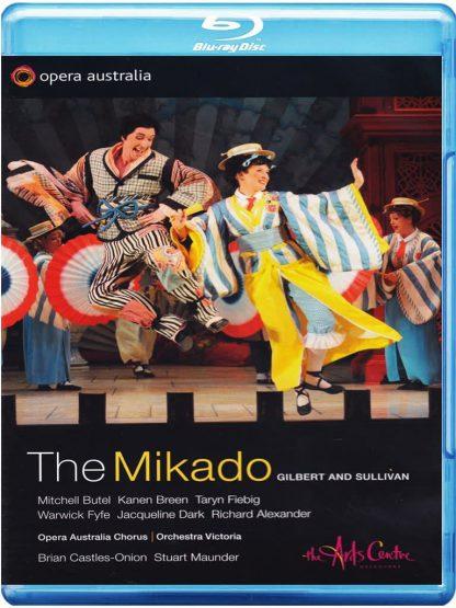 Photo No.1 of Arthur Sullivan: The Mikado