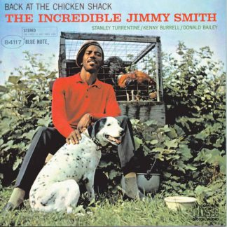 Photo No.1 of Jimmy Smith (Organ): Back At The Chicken Shack (Reissue Vinyl 180g)