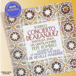 Photo No.1 of Rodrigo: Concierto de Aranjuez & other works