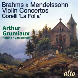 Photo No.1 of Brahms & Mendelssohn: Violin Concertos