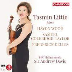 Photo No.1 of Tasmin Little plays British Violin Concertos