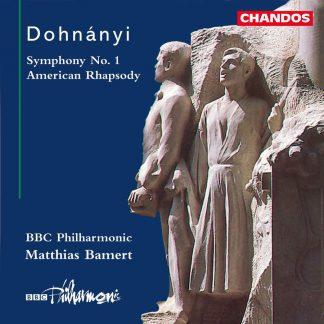 Photo No.1 of Ernst von Dohnanyi: Symphony No. 1 & American Rhapsody